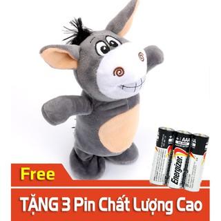 Lừa Donkey Biết Nói Biết Hát Biết Nhại Tiếng Cho Bé