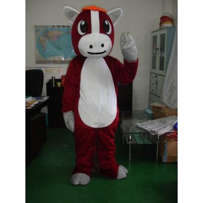 Quần áo hoá trang Mascot Ngựa nâu - sinh nhật, sự kiện