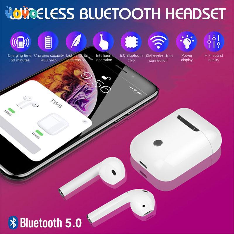 Tai nghe Bluetooth không dây tiện lợi
