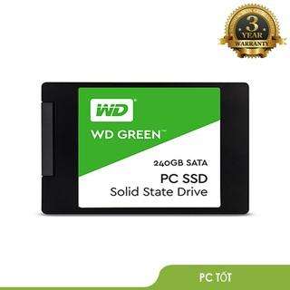 [Mã ELMSBC giảm 8% đơn 300K] Ổ cứng SSD WD Green 240GB Sata3 2.5
