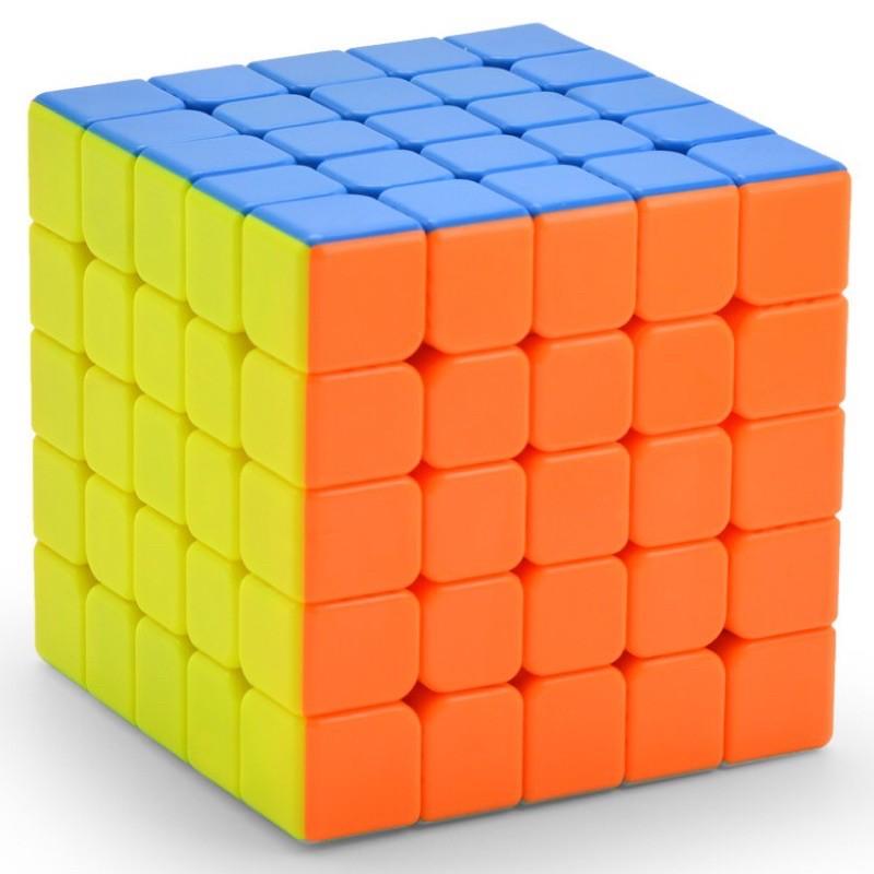 Rubik nhựa xoay 5×5