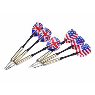 Bộ sản phẩm 6 mũi phi tiêu cờ Anh, Mỹ