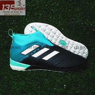 SẴN [HÀNG MỚI VỀ] Giày đá bóng Adidas ACE 17+Purecontrol (Combo Giày + Túi Rút) bán chạy HOT :))