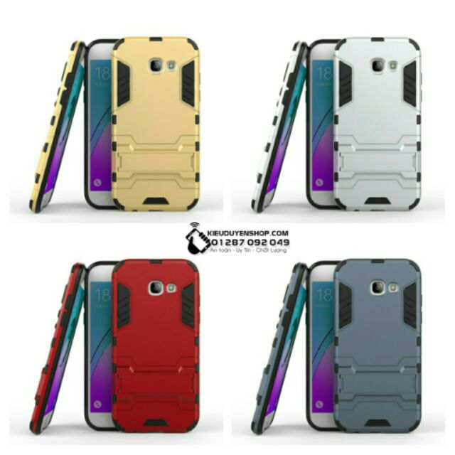 Ốp lưng Samsung Galaxy A7 2017 chống sốc Iron Man - 2450899 , 163614758 , 322_163614758 , 100000 , Op-lung-Samsung-Galaxy-A7-2017-chong-soc-Iron-Man-322_163614758 , shopee.vn , Ốp lưng Samsung Galaxy A7 2017 chống sốc Iron Man