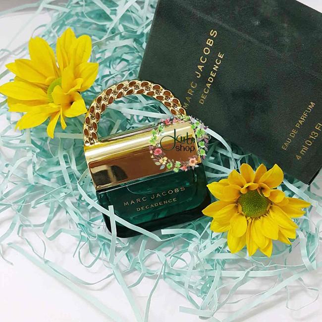 Marc Jacobs Decadence Eau De Parfum 4ml (nước hoa mini nữ)