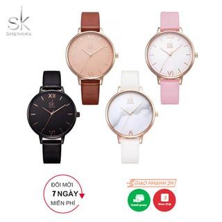 Đồng hồ nữ Shengke Korea K0039L chính hãng thumbnail
