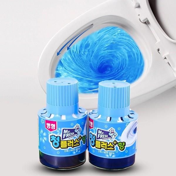 Bộ 2 Chai thả bồn cầu tự động làm sạch diệt khuẩn và làm thơm Mr.Fresh - 3217589 , 795304210 , 322_795304210 , 120000 , Bo-2-Chai-tha-bon-cau-tu-dong-lam-sach-diet-khuan-va-lam-thom-Mr.Fresh-322_795304210 , shopee.vn , Bộ 2 Chai thả bồn cầu tự động làm sạch diệt khuẩn và làm thơm Mr.Fresh