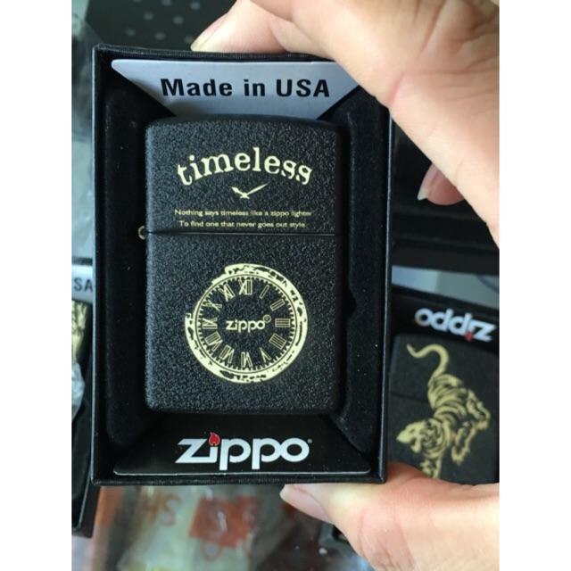 Zippo La Mã Main USA