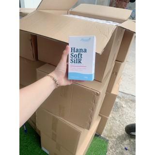 Dung dịch vệ sinh phụ nữ Hana Soft Silk chính hãng 3