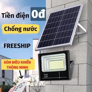 Đèn Pha LED Năng Lượng Mặt Trời, Đèn Pha Chống Nước – AUTO BEN