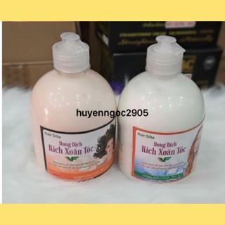 Dung dịch kích xoăn tóc TVF ph6.5 an toàn cho mọi loại tóc