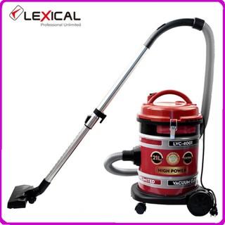 Sản phẩm Máy hút bụi công nghiệp cao cấp. Thương hiệu Lexical LVC-4001 - Công suất 2200W ..