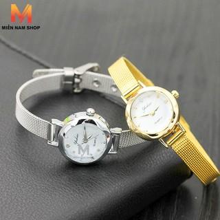 [FREESHIP 20K CHO ĐƠN 50K] Đồng hồ nữ thời trang Yuhao MN7778 thumbnail