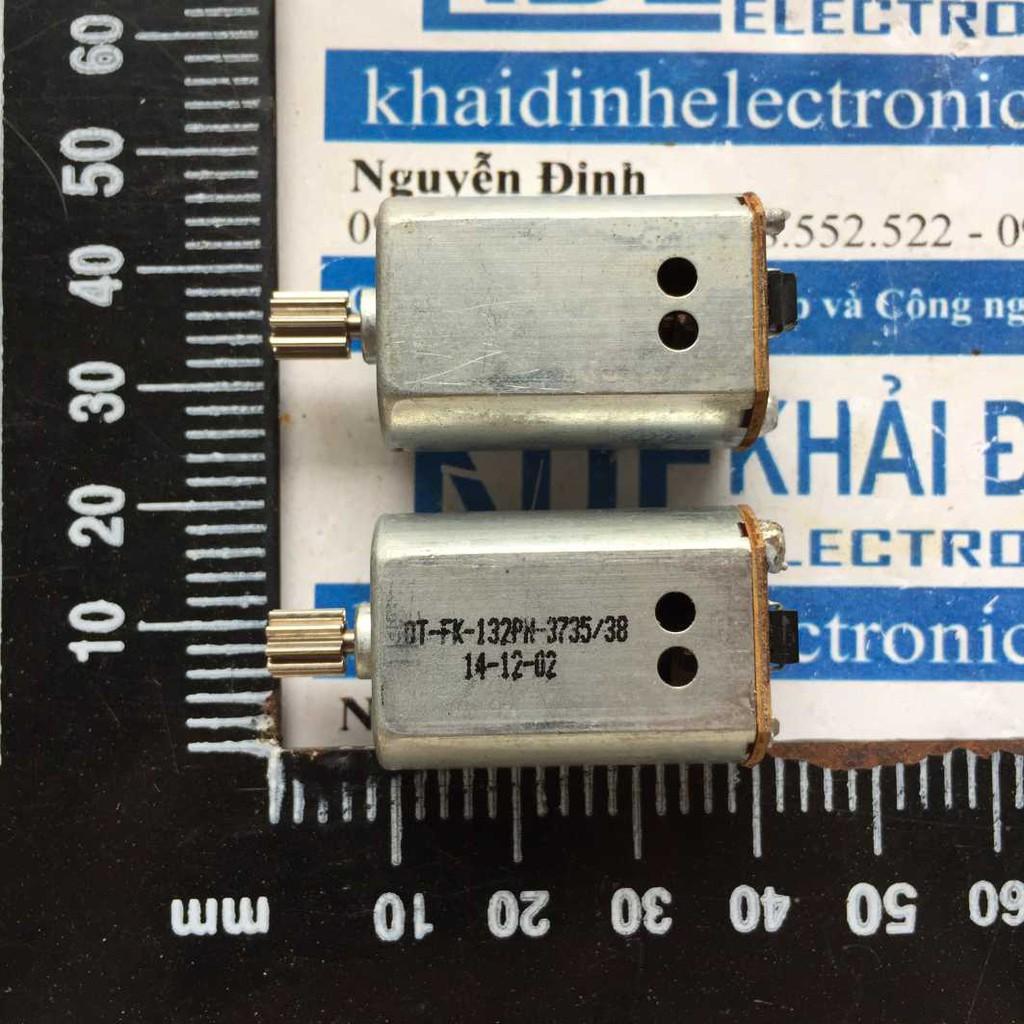 [CỰC HOT] 2 cái ĐỘNG CƠ DC OT-FK-132PH-3735+BÁNH RĂNG 9R 3.7V 0.55A 17000V/P 31g kde3429 - 13748438 , 2247806962 , 322_2247806962 , 81400 , CUC-HOT-2-cai-DONG-CO-DC-OT-FK-132PH-3735BANH-RANG-9R-3.7V-0.55A-17000V-P-31g-kde3429-322_2247806962 , shopee.vn , [CỰC HOT] 2 cái ĐỘNG CƠ DC OT-FK-132PH-3735+BÁNH RĂNG 9R 3.7V 0.55A 17000V/P 31g kde34