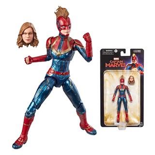 Đồ chơi Hasbro huyền thoại Captain Marvel Marvel E7644 thumbnail