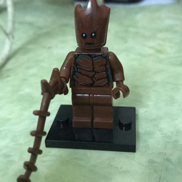 Minifigure nhân vật Groot