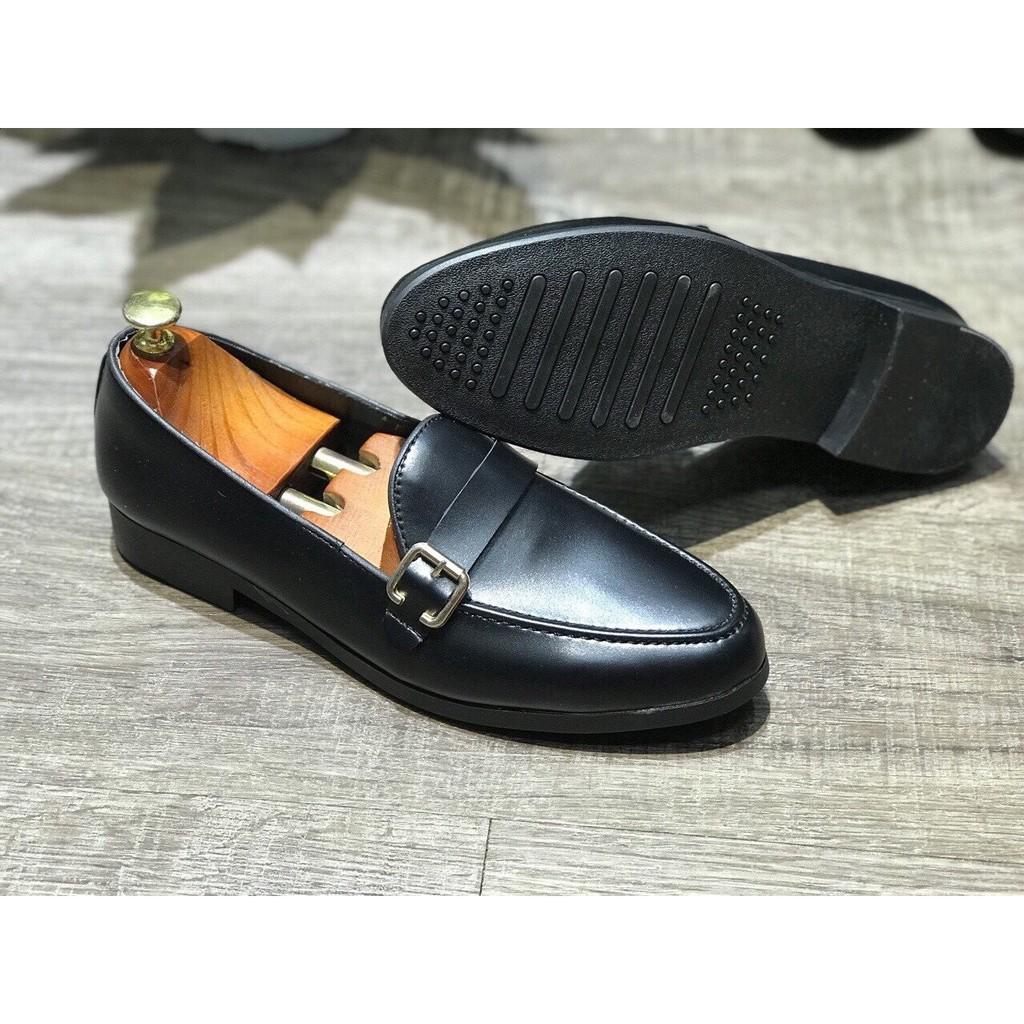 Giày Tây Nam Phong Cách Lịch Lãm da mềm đăng cấp quý ông ( shop giày da bò)