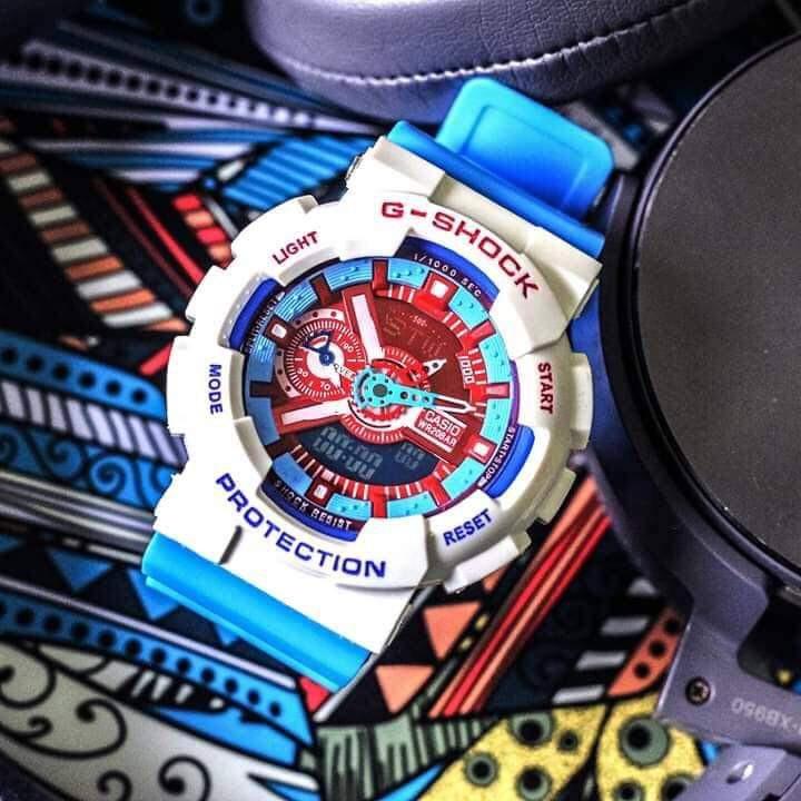 [HOT TREND] Đồng hồ thể thao nam Gsoch GA110 trẻ trung năng động , dành cho bạn trẻ năng động cá tính-MTP STORE