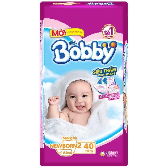 Miếng lót sơ sinh Bobby newborn 2 - 40