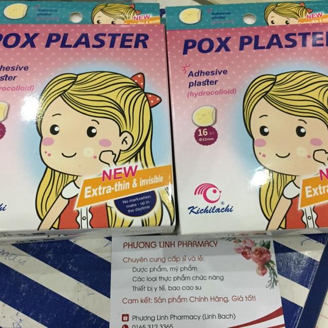 Miếng dán mụn pox plaster
