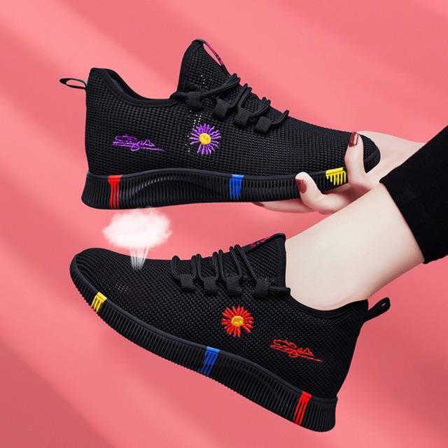 Giày thể thao nữ Bông Cúc Mã 998, Gía siêu rẻ