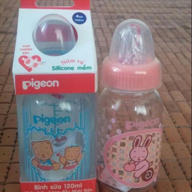 Bình sữa Pigeon 120ml