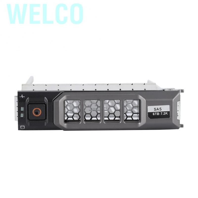 READY STOCK Khay Đựng Ổ Cứng 3.5 Sas/Sata Cho Dell R410 R510 Elle R710 R720