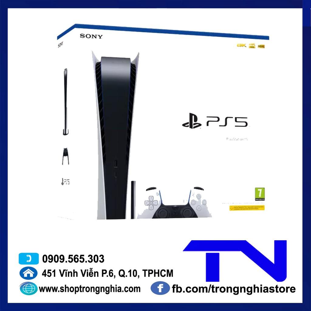 Máy PS5 Sony Playstation Standard Edition Blueray