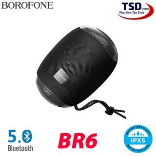 [Mã ELFLASH5 giảm 20K đơn 50K] Loa Bluetooth Mini Borofone BR6 Chính Hãng Chống Nước, Có Dây Đeo
