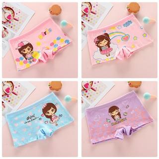 Quần chip quần lót đùi cho bé gái, họa tiết công chúa. Tặng hộp đựng tặng quà khi khách cần (Chat với shop)