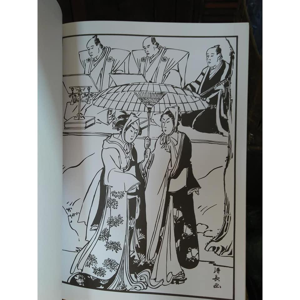 Sách - Tô Màu Sáng Tạo - Phong Cách Nhật, Giá tháng 11/2020
