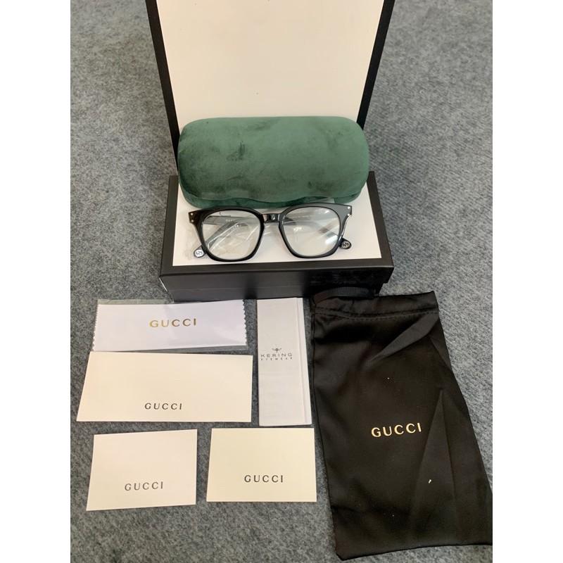 [Mẫu Hot] Gọng Kính Nam nữ Gucci Sơn Tùng 2021 Được yêu thích nhất