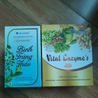 Bình tràng thảo,Vital Enzymes sản phẩm cho sức khỏe