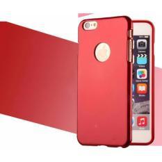 Ốp lưng cao cấp siêu mỏng cho iphone 6/6S - Hồng