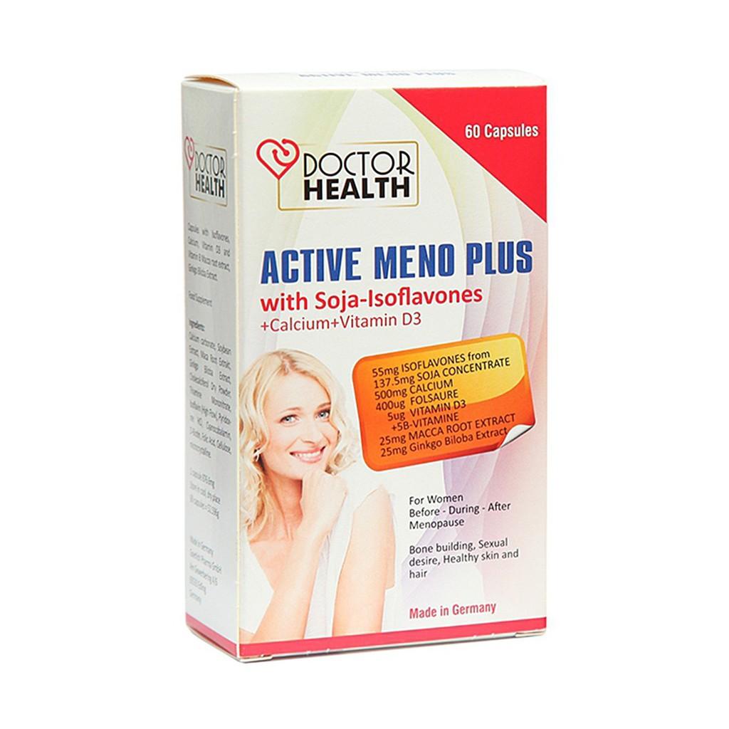 (60 viên) Cân Bằng Nội Tiết Tố Nữ ACTIVE MENO PLUS