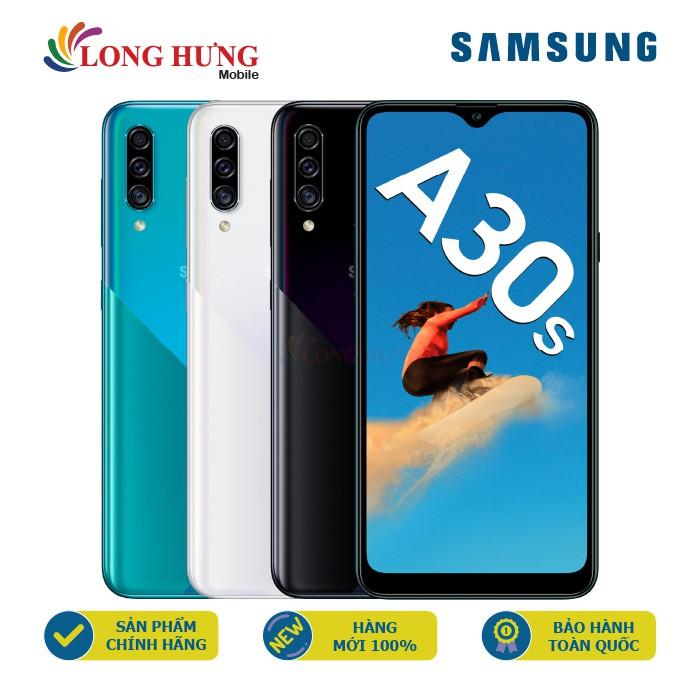 [Mã ELMAR27 giảm 7% đơn 300k] Điện thoại Samsung Galaxy A30s - Hàng Chính Hãng