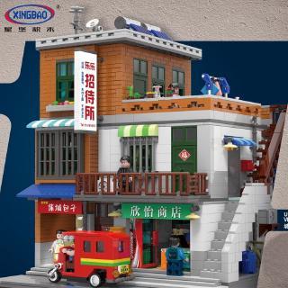 bộ đồ chơi lắp ráp lego sáng tạo cho bé