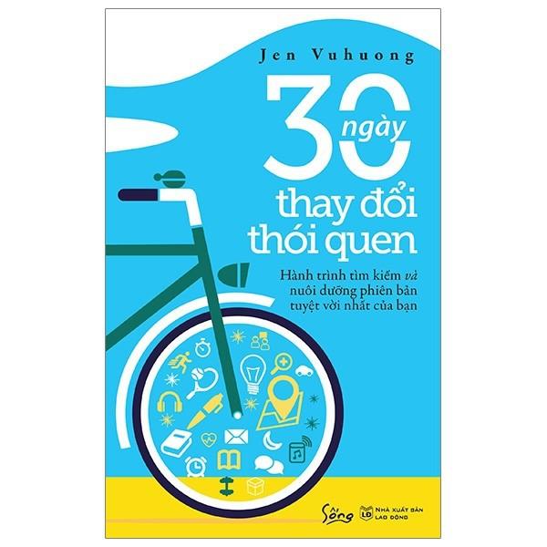 Sách - 30 ngày thay đổi thói quen