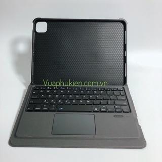 Bao da bàn phím Bluetooth Dux Ducis cho iPad Pro 11 12.9 inch 2020 2021 M1 Air 4 10.9 Air 3 10.5 10.2 9.7 chính hãng thumbnail