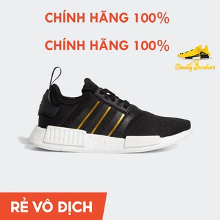 Giày Sneaker Thể Thao Nam Adidas NMD R1 Đen Vàng FW6433 - Hàng Chính Hãng - Bounty Sneakers thumbnail