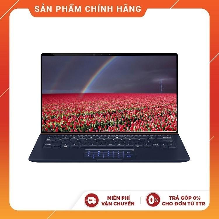 """Laptop Asus Zenbook 13 UX333FN-A4124T i5-8265U,Numpad,13.3""""FHD-Hàng Chính Hãng"""