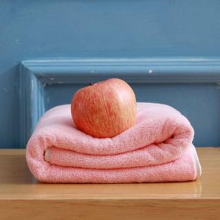Khăn Tắm Vải Nhung San Hô Cỡ Lớn 1-5 Pakej 34×74 Thấm Hút Nước Tốt Cho Người Lớn Tuổi
