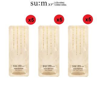 [HB Gift] Combo cải thiện độ đàn hồi ngăn ngừa lão hóa Su:m37 LosecSumma Gimmick