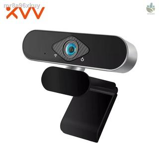 Webcam Xiaovv Hd Usb 6320s Tích Hợp Micro Hỗ Trợ Việc Dạy Và Học Hiệu Quả thumbnail