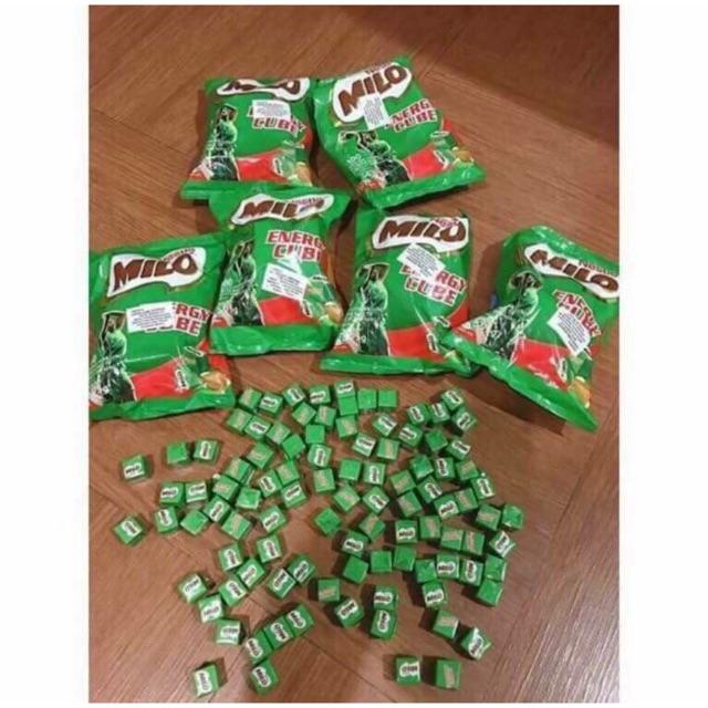 Milo cube thái . Combo 20 gói giá 3750k
