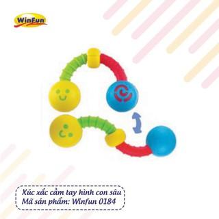 Xúc xắc cầm tay hình con sâu Winfun 0184