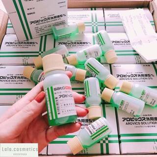 Lọ Tinh chất kích thích mọc tóc thảo dược Sato Nhật bản 30ml thumbnail