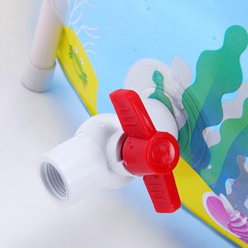 Bể bơi phao đại dương cho bé Doctor Dolphin