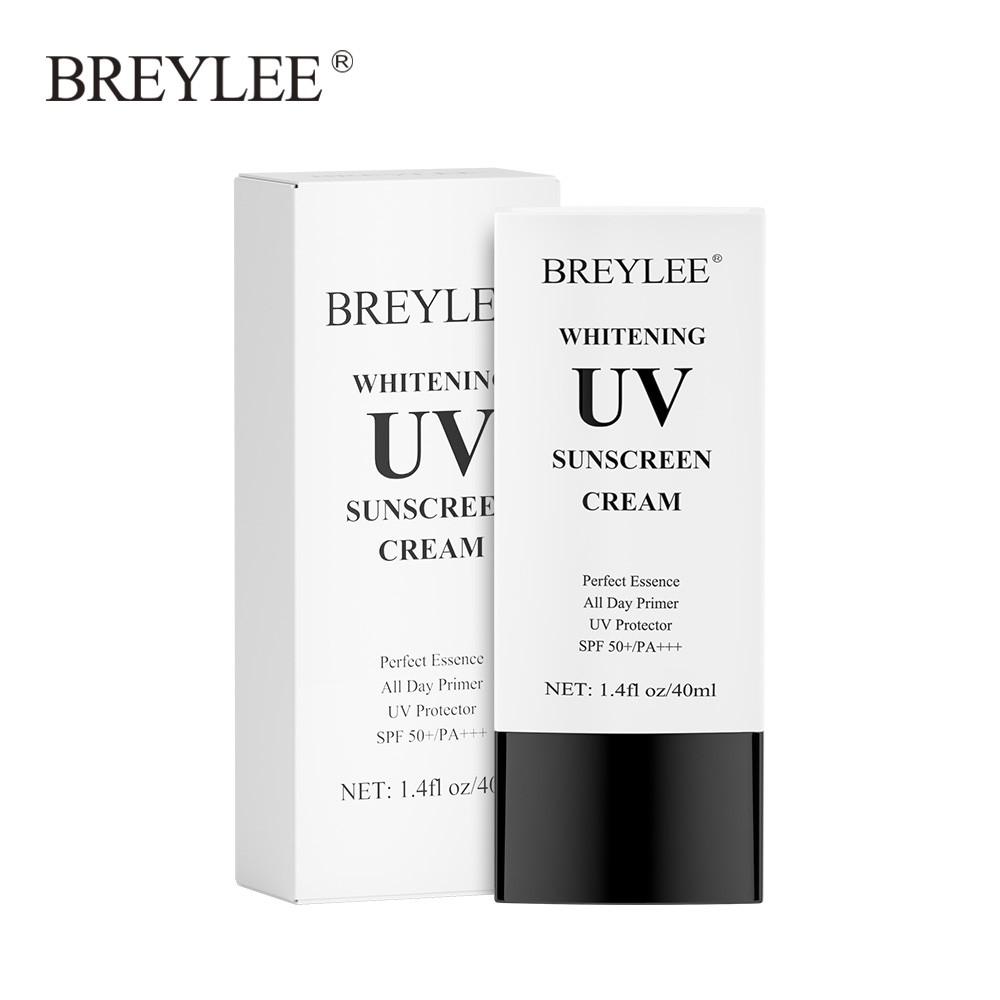 Kem Chống Nắng UV Breylee Giúp Làm Trắng Da SPF50+ PA+++ 40ml
