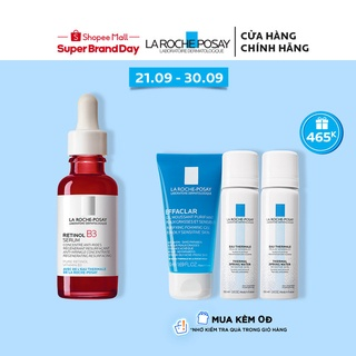 Dưỡng chất giúp giảm thâm nám và nếp nhăn trên da, làm đều màu da La Roche Posay Retinol B3 Serum 30ml